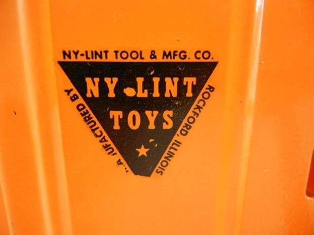 """Vintage Nylint Adams Traveloader 30-1/2"""" Long - 3"""