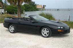 1998 Chevrolet Camaro Z28 SS Convertible 1 of 479