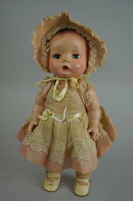 "Vintage 12"" Madame Alexander Precious Doll With"