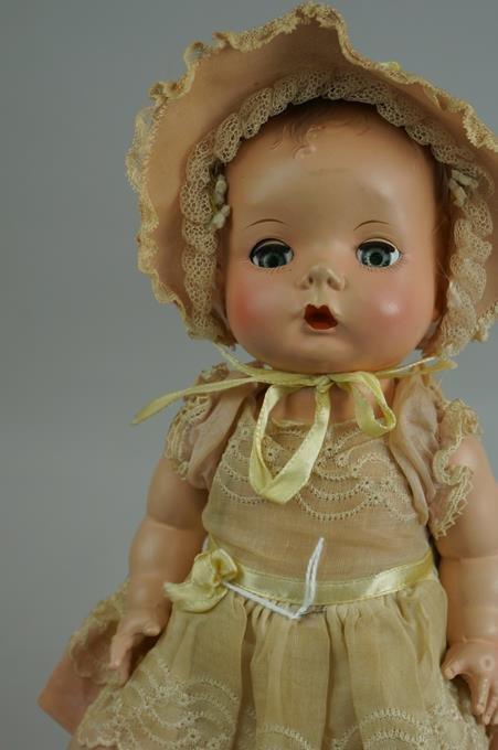 "Vintage 12"" Madame Alexander Precious Doll With - 2"