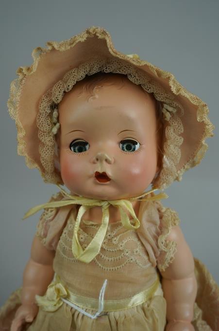 "Vintage 12"" Madame Alexander Precious Doll With - 3"