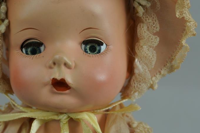"Vintage 12"" Madame Alexander Precious Doll With - 4"