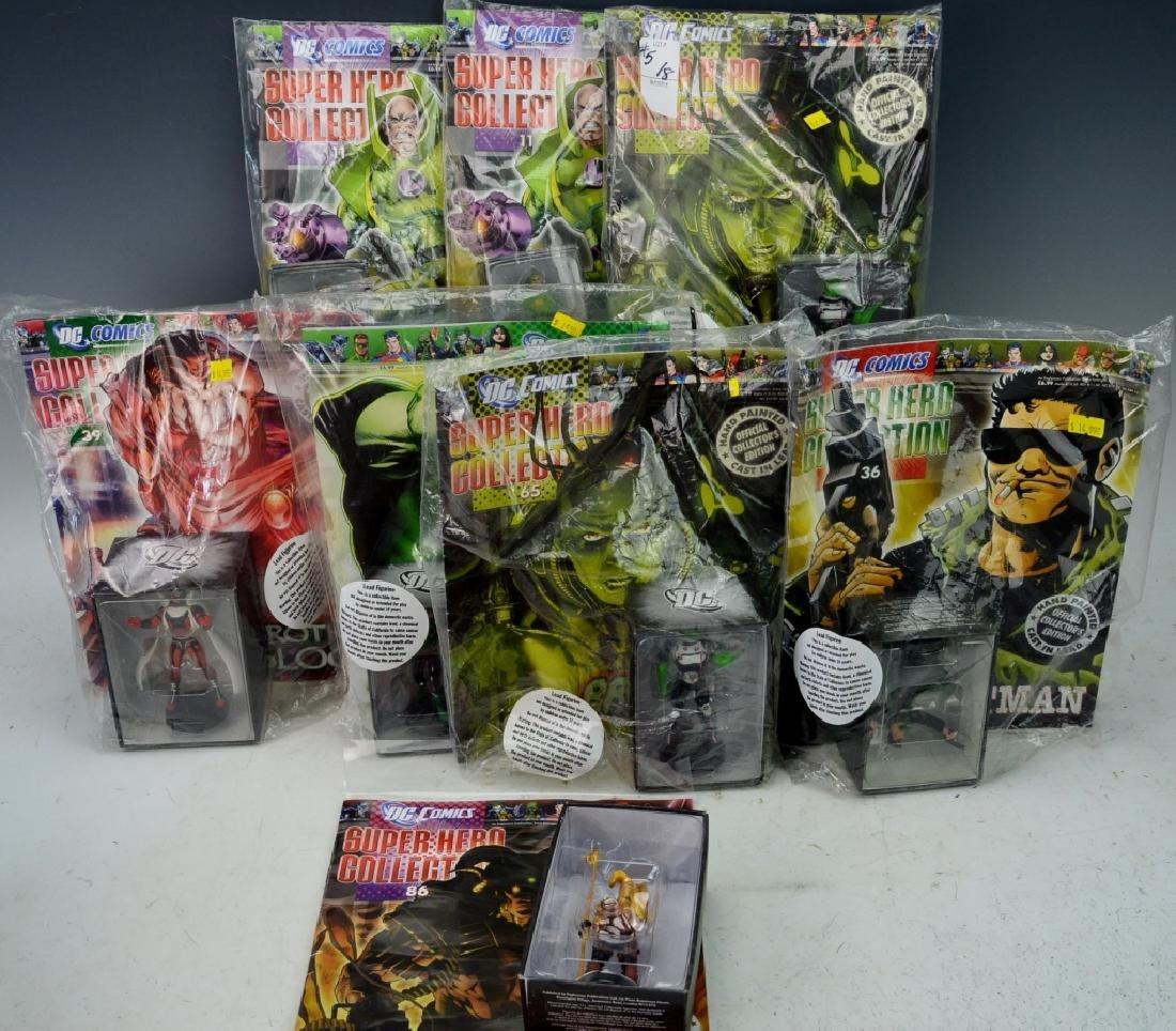 DC Comics Super Hero Collection Grouping