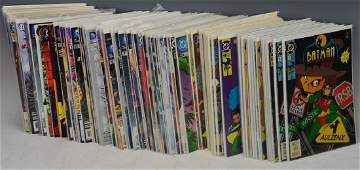 Batman Comic Book Grouping