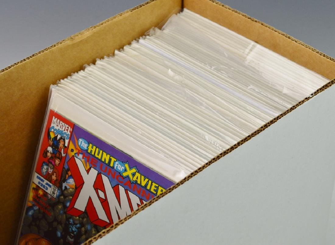 X-MEN Comic Book Grouping