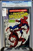 Amazing Spiderman 36192 CGC 1st App Carnage
