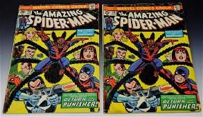 Amazing Spiderman 135 2nd App Punisher