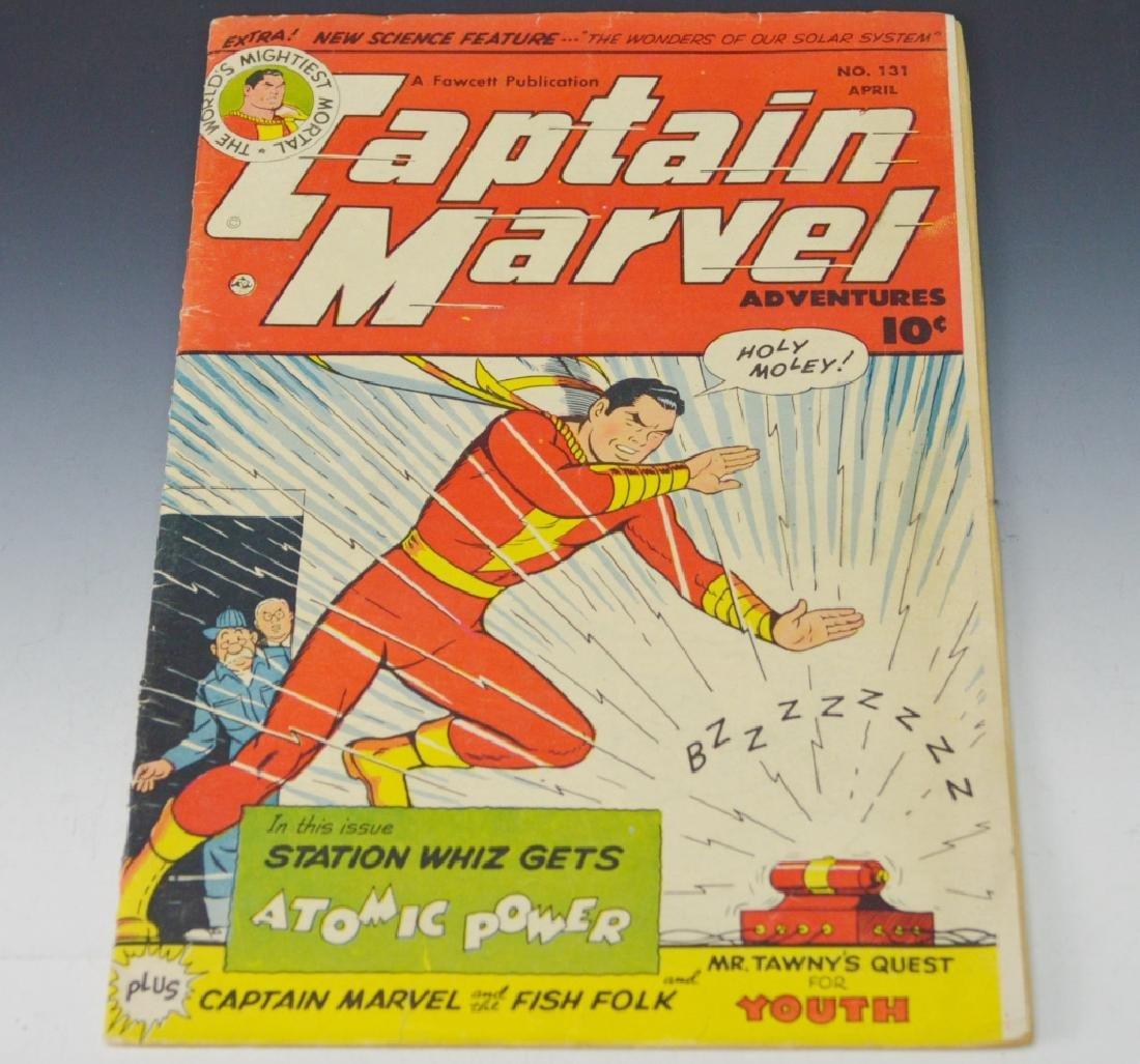 Captain Marvel #131-1952