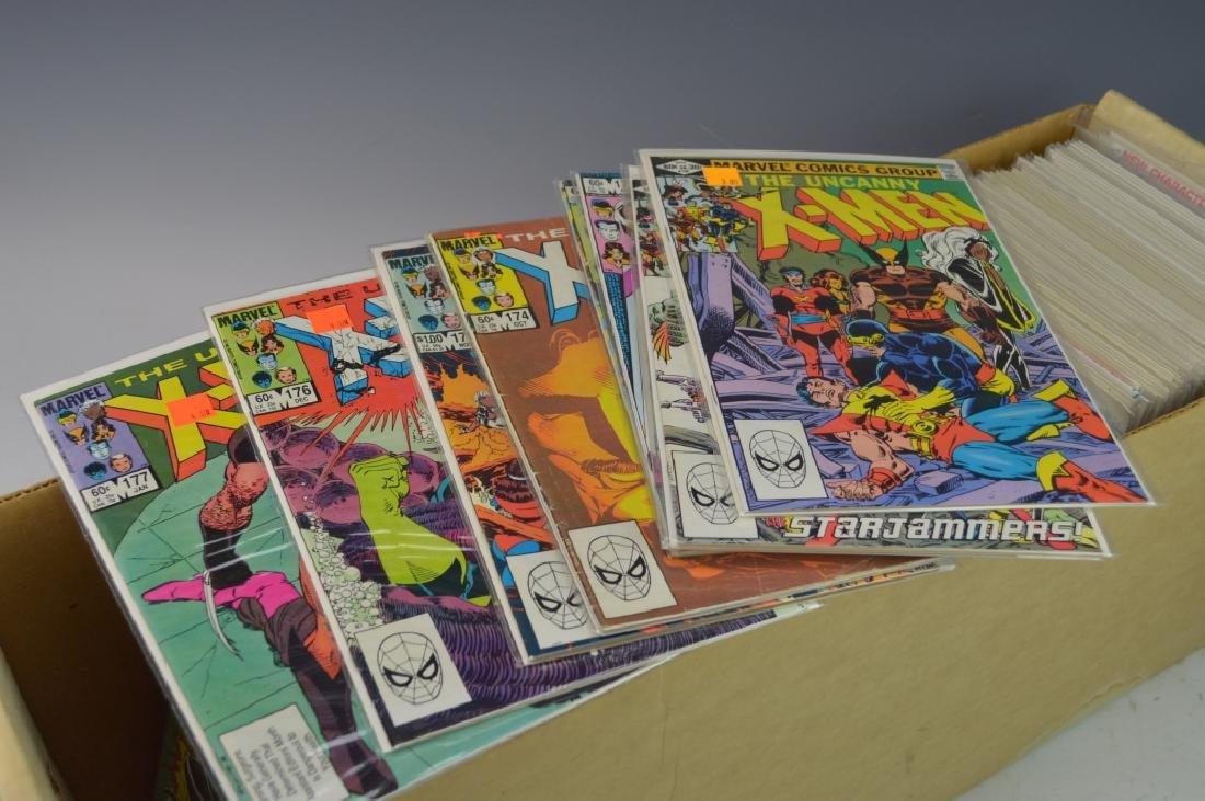 Long Box Mutant Themed Comics