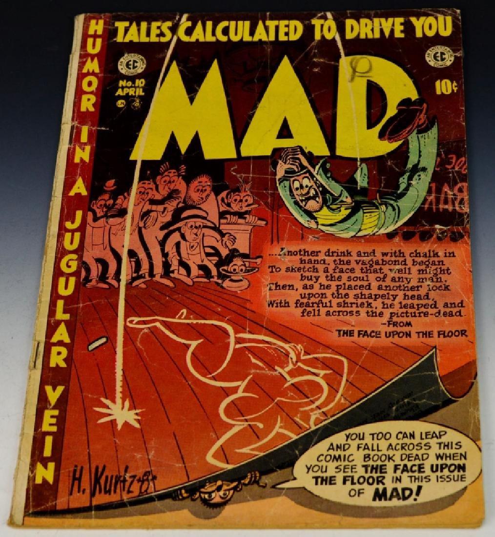 Mad Magazine #10-1954
