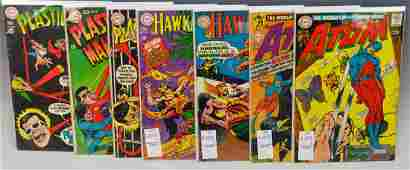 Silver Age DC Comic Grouping