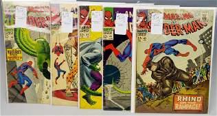 Amazing Spiderman 1st Full App of Mary Jane