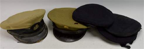 WWII U.S. Hat Grouping