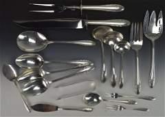 Gorham Sterling Silver Lyric Serving Pieces
