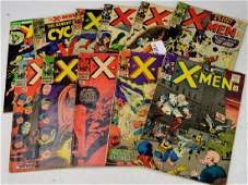 Silver Age X-men Grouping