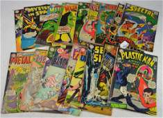 DC Silver  Bronze Age Comic Book Grouping