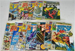 The Human Fly Comic Book