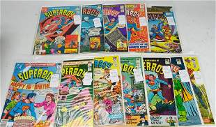 DC Superboy Comic Grouping