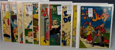 1940s and Early 50s Golden Age Comic Grouping