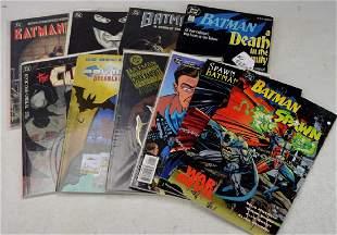DC Batman Comic Grouping