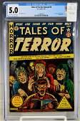 Tales of Terror Annual #1-1952 CGC 5.0