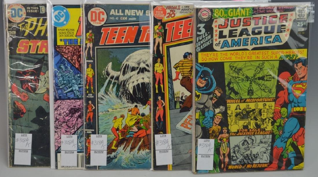 DC Comics Grouping