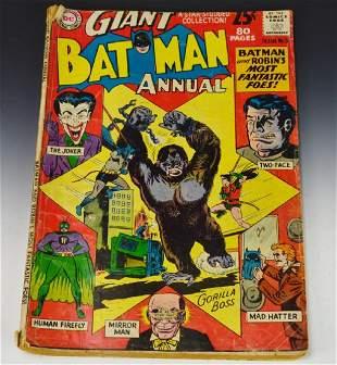 Giant Batman Annual 3