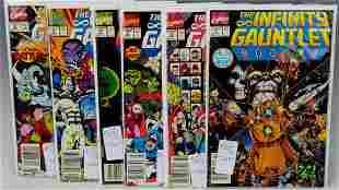 Complete Infinity Gauntlet Series