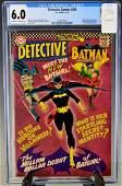 Detective Comics #359-1967 CGC 6.0 1st Batgirl