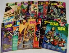 Star Trek Comic Book Grouping