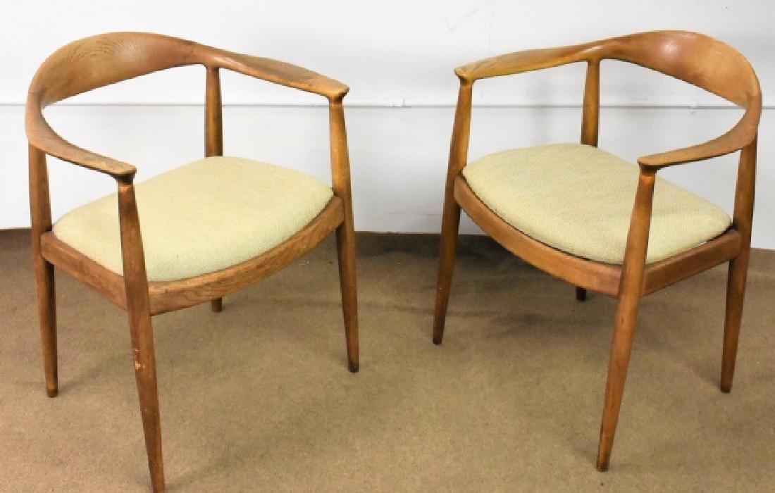 "Florence Knoll Hans Wegner ""The Chair"""