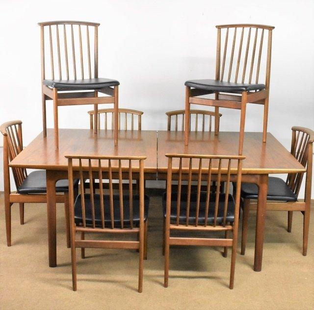 Folke Ohlsson Dux Dining Room Set