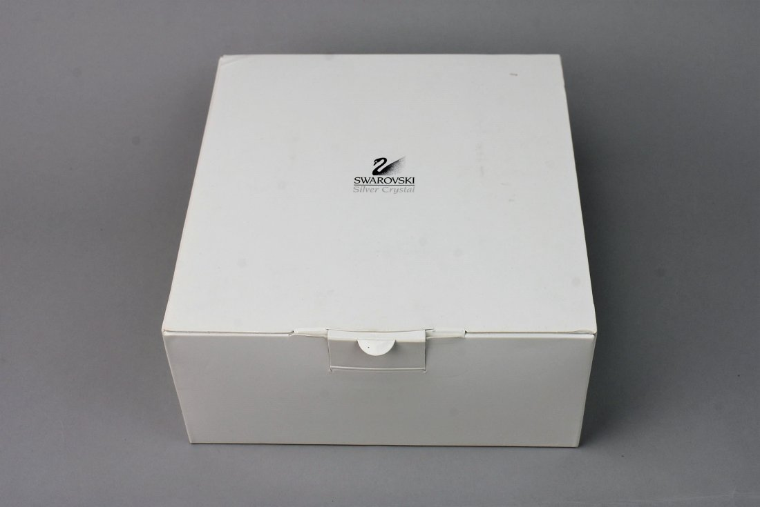 Swarovski Silver Crystal Heron - 2