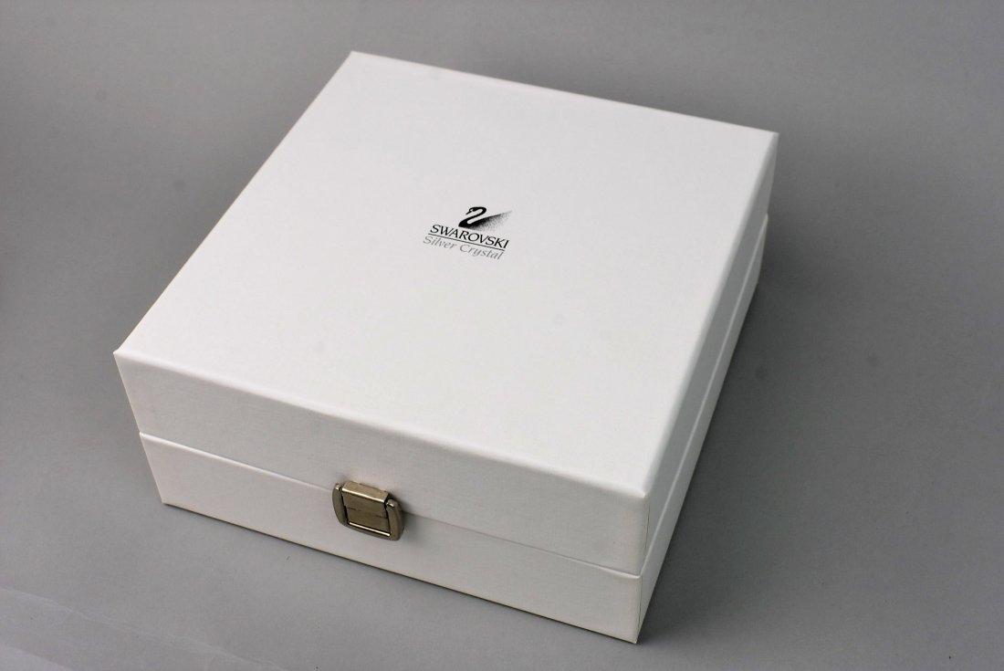 Swarovski Silver Crystal Heron - 3