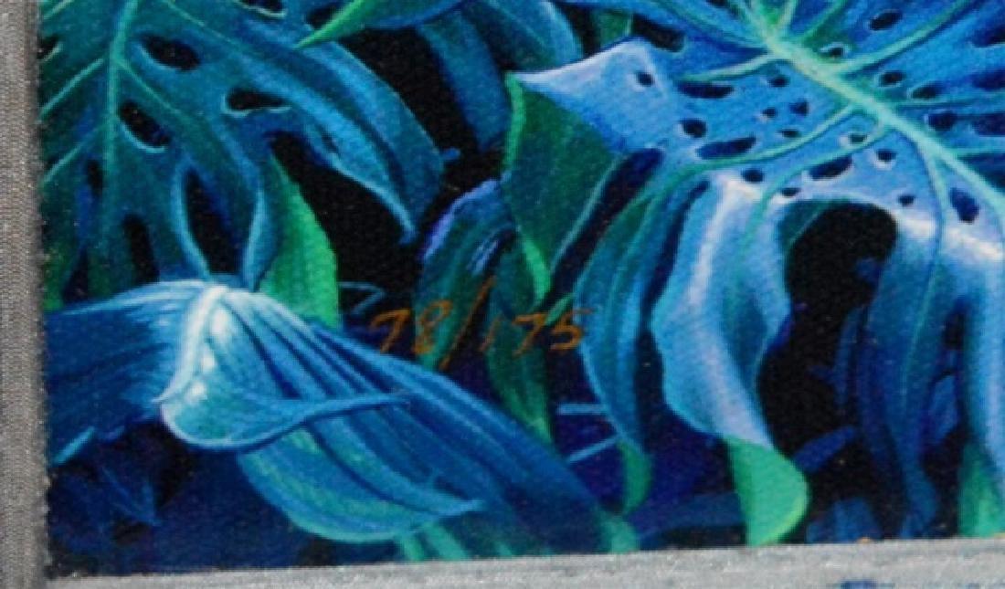 Signed Christian R. Lassen Framed Artwork - 5