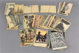Antique Postcard Grouping