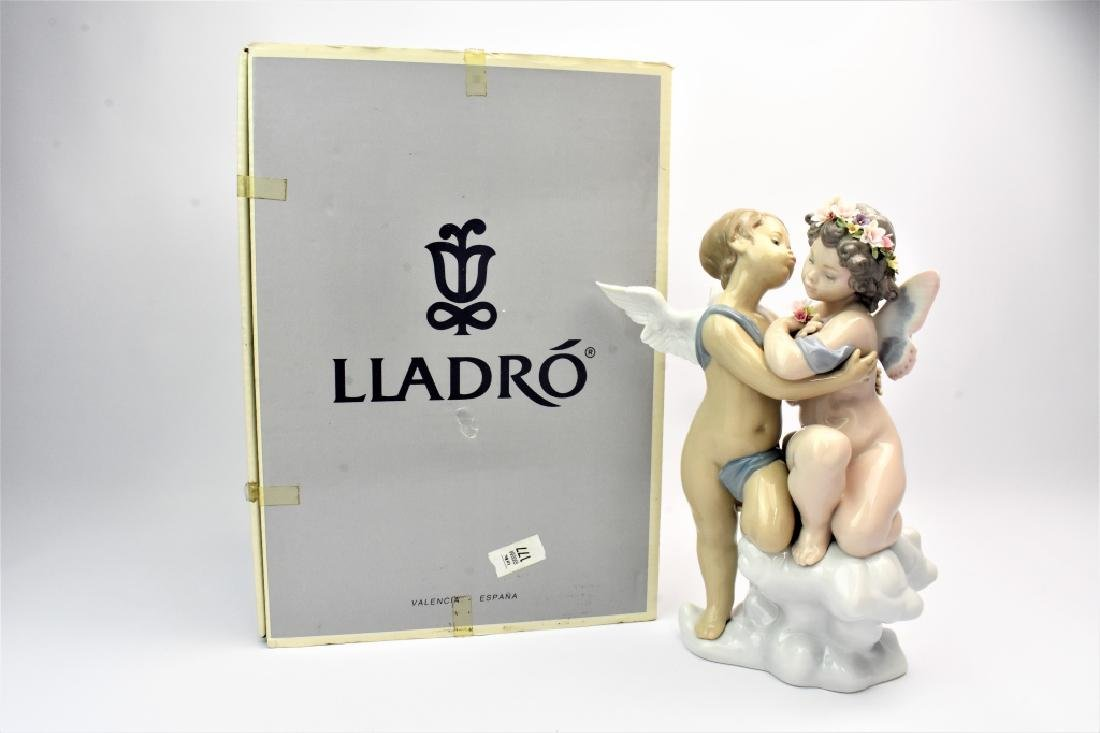 Lladro #1824 Limited Edition Figurine Signed