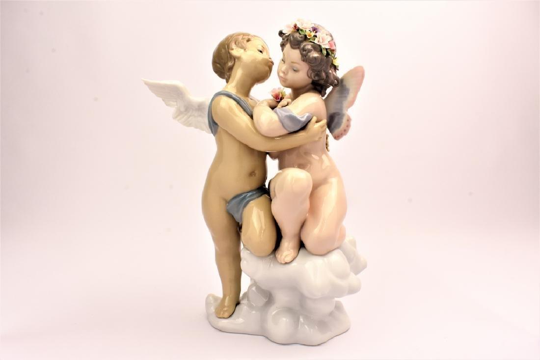 Lladro #1824 Limited Edition Figurine Signed - 2