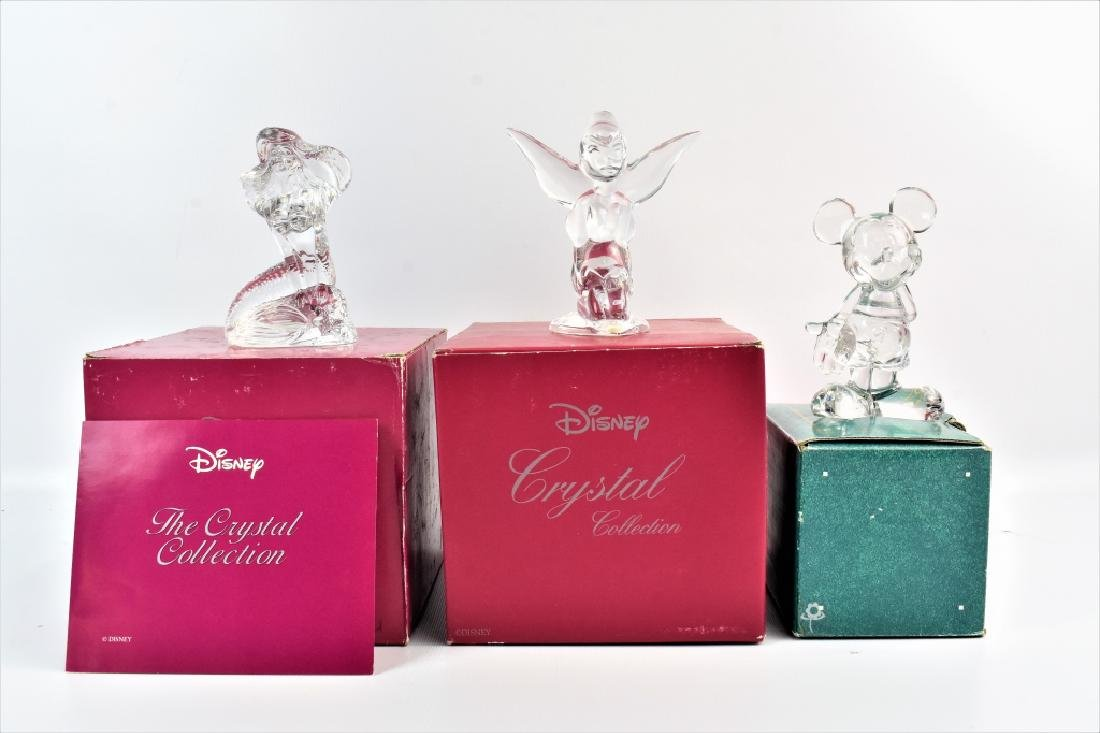 Disney the Crystal Collection Grouping