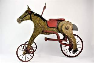 Tricycle Horse Velocipedes