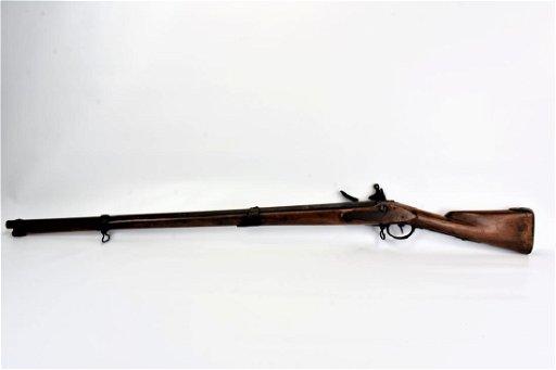 Charleville Revolutionary war Musket M1774