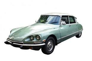 1972 Citroen DS 21 PALLAS Rare