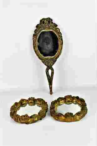 Grouping of Italian Mirrors