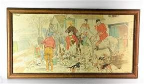 Charles F. Peters NY Watercolor on Paper Born 1882