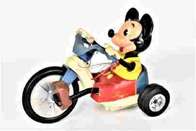 Mickey Mouse Big Wheel Toy