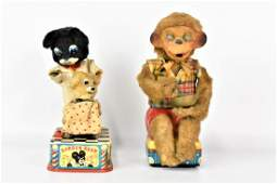 Line Mar Tin Toy Grouping
