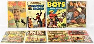 Assorted Golden Age Westerns