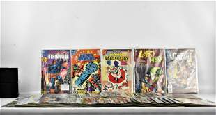 1970s 80s 90s DC 1 Comics