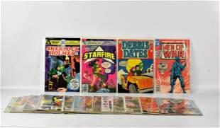 Silver Bronze And Copper Age DC 1 Comics