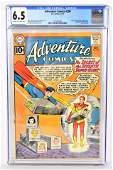 Adventure Comics #290 CGC 6.5 1961